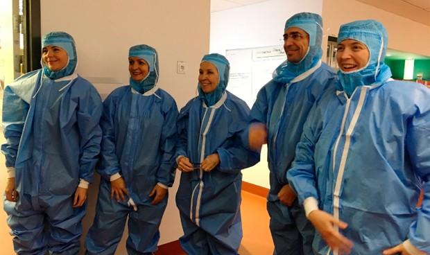 El 'tour' internacional para el nuevo Hospital La Paz