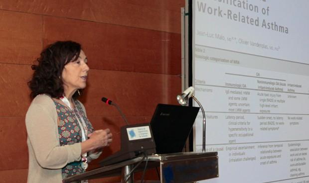 El trabajo es la causa de un cuarto de los casos de asma en adultos
