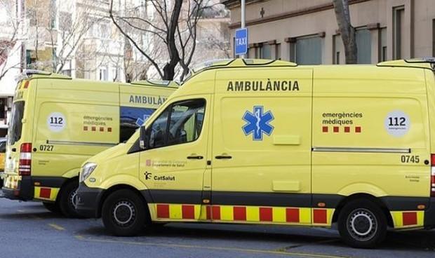 El transporte sanitario catalán elige la Diada para hacer huelga