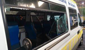 El transporte sanitario de Canarias, inutilizado tras ataques vandálicos