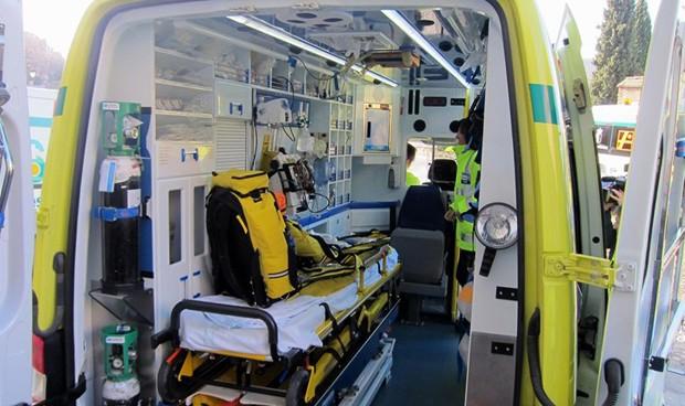 Los empleados de las ambulancias navarras tienen nuevos salarios