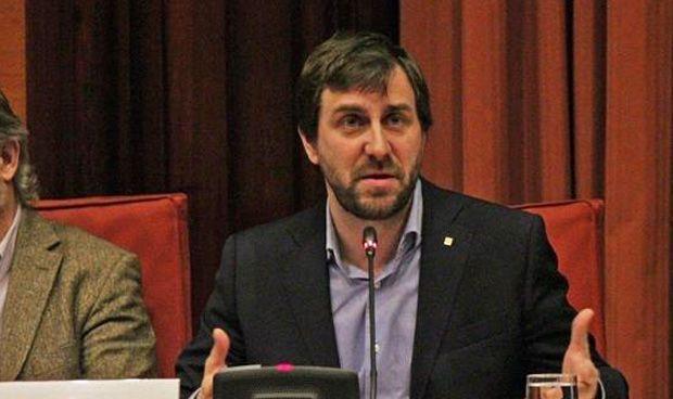 El Tribunal Constitucional avala que Antoni Comín pueda delegar su voto