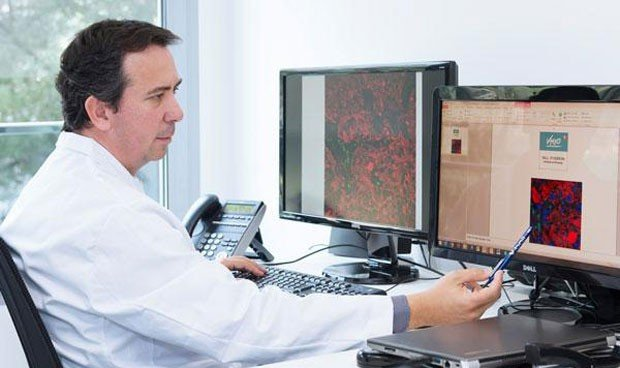 El Vall d'Hebron crea un fármaco para evitar metástasis en cáncer agresivo