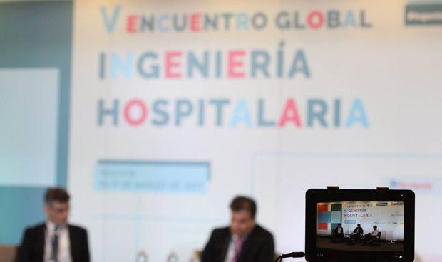 El VI Encuentro de Ingeniería Hospitalaria se celebrará el 8 y 9 de junio