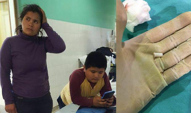 El vídeo del 'niño silbato' o la travesura que acabó en Urgencias