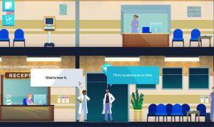 El videojuego que ayuda a mejorar las decisiones clínicas de los médicos