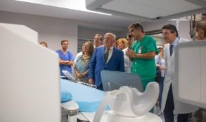 El Virgen del Rocío incorpora un nuevo angiógrafo digital de Philips