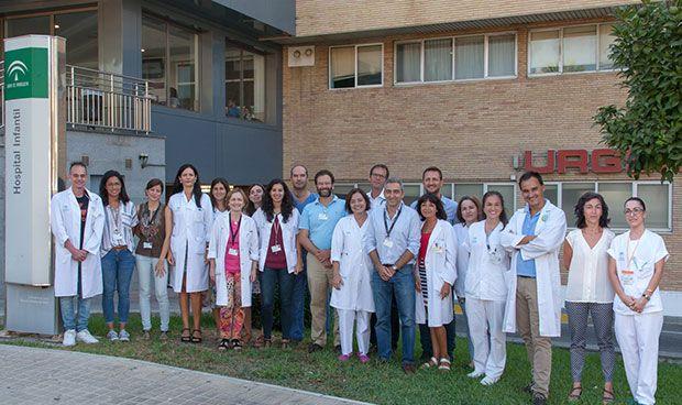 El Virgen del Rocío se suma a la red de ensayos clínicos pediátricos