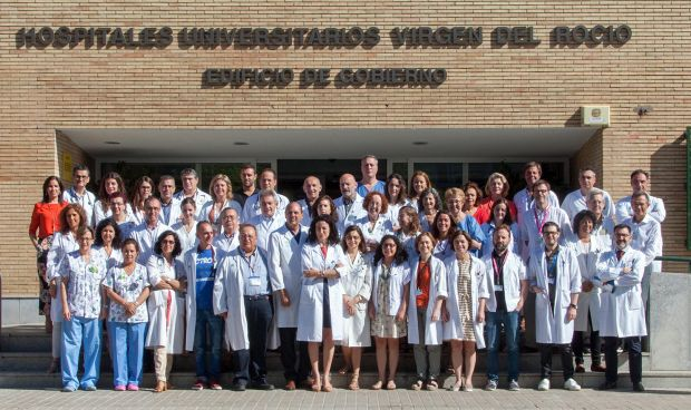 El Virgen del Rocío, tercer hospital público con más unidades de referencia