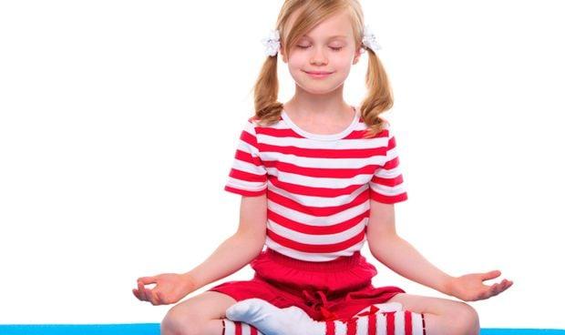 El yoga se afianza como terapia complementaria para los niños con TDAH