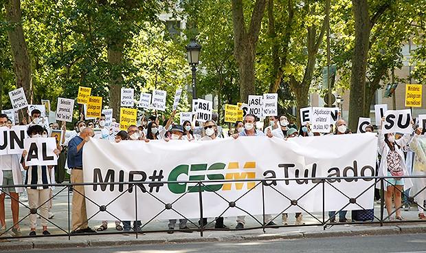Elección MIR: el Supremo pide a Sanidad un 'híbrido' presencial-telemático