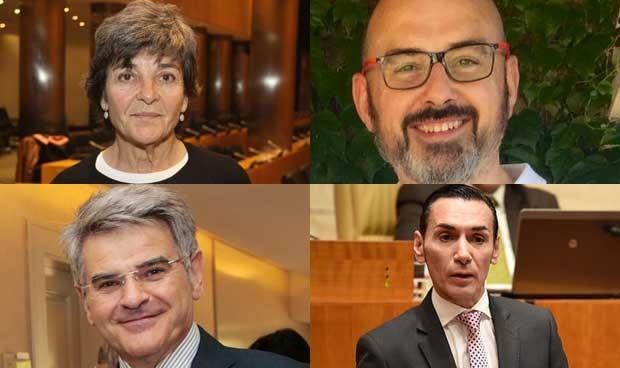 Elecciones 26-M en Extremadura: debate de sanidad en Redacción Médica