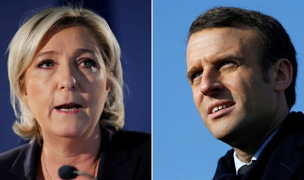 Elecciones en Francia: ¿Qué proponen en sanidad Macron y Le Pen?