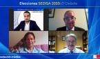 Elecciones Sedisa: Arenas, Garrido y Soto cruzan preguntas y propuestas