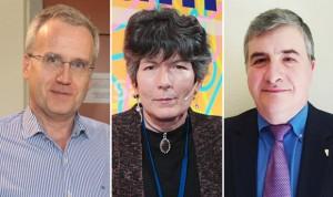 Separ: tres candidatos para presidir a los neumólogos españoles