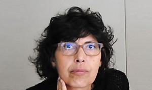 Elena Arcega, la nueva cara de los pacientes de colangitis biliar primaria