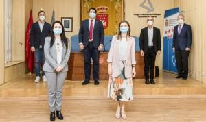 Elena Carrascosa asume la Presidencia del Consejo General de Podólogos