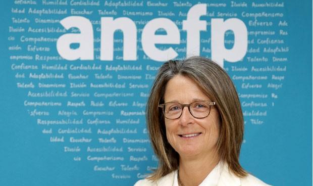 Elena Zabala, nueva presidenta de Anefp