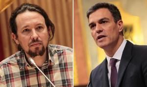 Eliminar la tasa de reposición en sanidad, primer examen para PSOE-Podemos