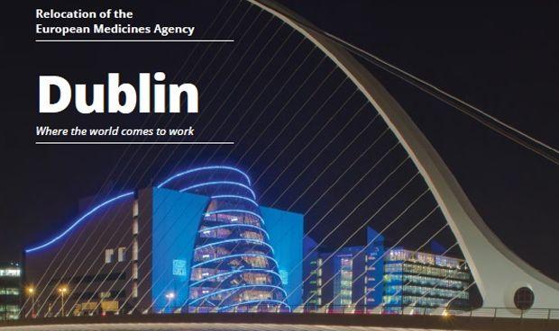 EMA: Dublin se 'retira' de la carrera porque piensa que irá a Francia