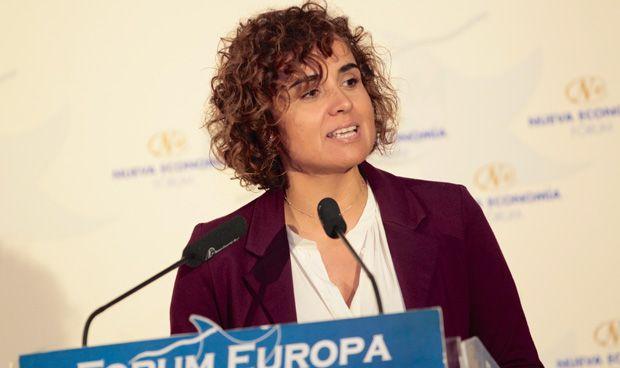 """EMA en Barcelona: Montserrat, """"convencidísima"""" de que el 'procès' no afecta"""