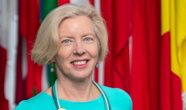 Emer Cooke, primera mujer nombrada directora ejecutiva de la EMA