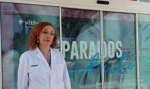 Emilia Mancebo Velázquez, nueva directora médica de Vithas Almería