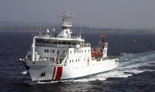 Empleo suple con temporales la falta de plantilla de sus buques sanitarios