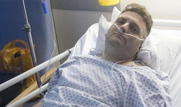 En coma tras usar por primera vez su pene biónico en una relación sexual