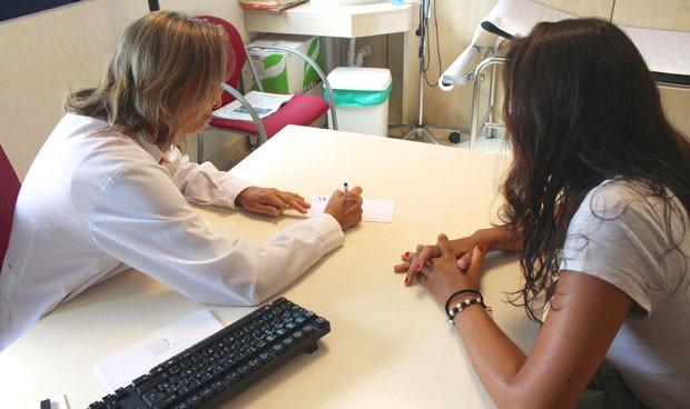 """En consulta con mujeres maltratadas: """"A nadie le había contado lo que a mí"""""""