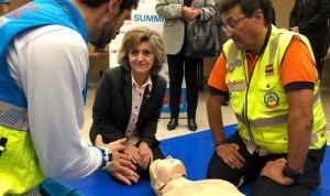 En España se producen 50.000 paradas cardiacas y 45.000 muertes al año