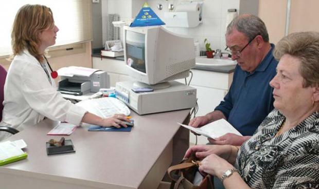 En insuficiencia cardiaca, m�dico de AP y paciente hablan idiomas distintos