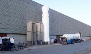En marcha en 2 días el 'Ifema' de Valladolid con 2.000m de tubos de oxígeno