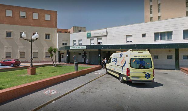 Encapuchados liberan a un narco ingresado en el Hospital de La Línea