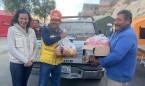 Enfermeras por el Mundo asiste a los afectados de la catástrofe de Bolivia