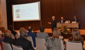 Enfermería completa su 'ronda' de presentaciones del Congreso Internacional