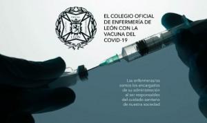 Enfermería de León crea un emoticono para animar la vacunación del Covid-19