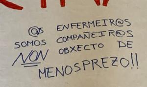 """Enfermería pide respeto: """"Las enfermeras son compañeras, no secretarias"""""""