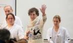 Enfermería realizó el 82% de atenciones en la curación de Teresa Romero