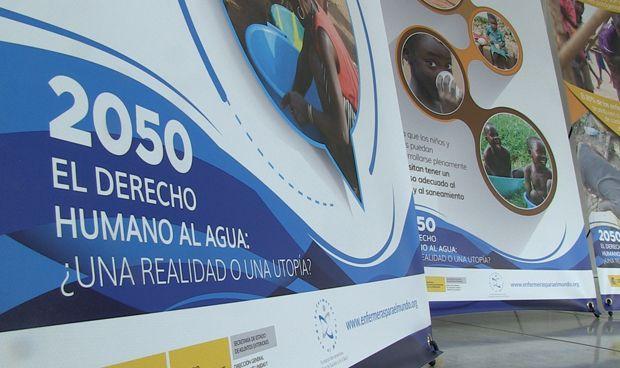 Enfermería se involucra a fondo en la defensa del derecho humano al agua