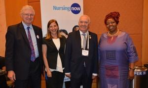 Enfermería se suma al reto Nightingale y promueve el liderazgo joven