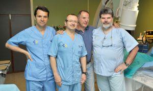 Enfermeros canarios demuestran la efectividad del cateterismo radial