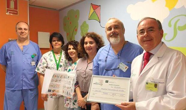 Enfermeros del Macarena crean el primer 'traductor' para niños con autismo
