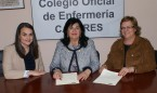 Enfermeros y trabajadores sociales extremeños suscriben una póliza con PSN
