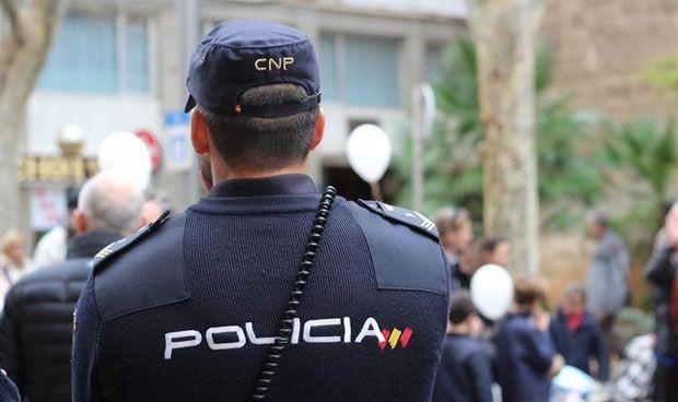 Enorme despliegue policial tras la agresión y persecución a un médico