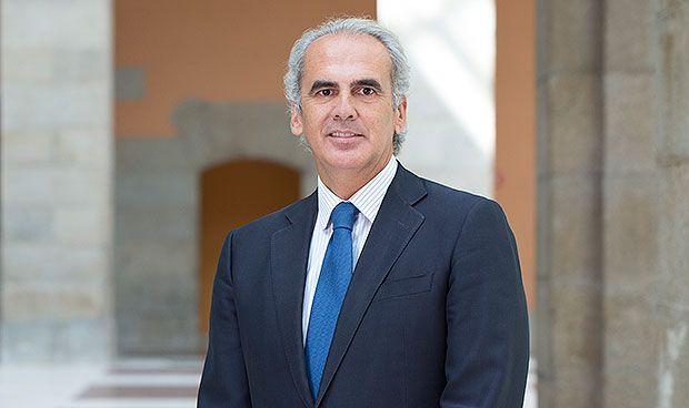 Enrique Ruiz Escudero, protagonista del Café de Redacción Médica