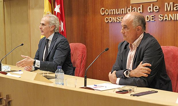 Puesta en marcha de la 'nueva' Sanidad madrileña contra el Covid-19