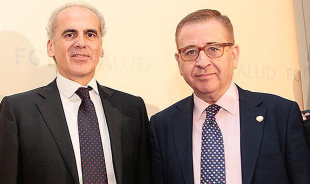 Enrique Ruiz Escudero y Jorge Andrada