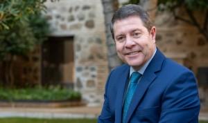 """García-Page: """"Con los sanitarios he aprendido que la vocación existe"""""""