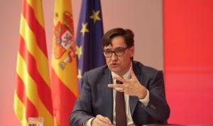 """Entrevista a Illa: """"Queremos recuperar el orgullo de la sanidad catalana"""""""